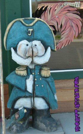 Jreck Subs Mascot