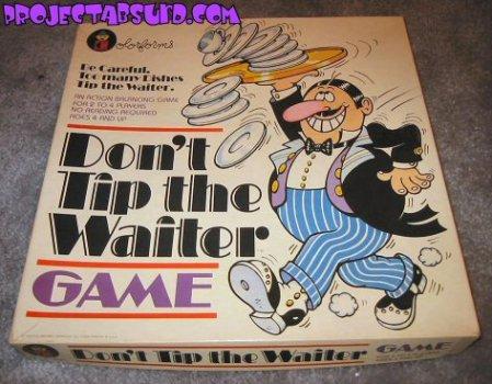 Don't Tip TheWaiter